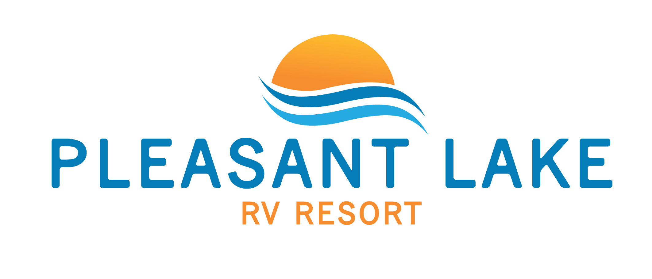 Pleasant Lake RV Resort logo