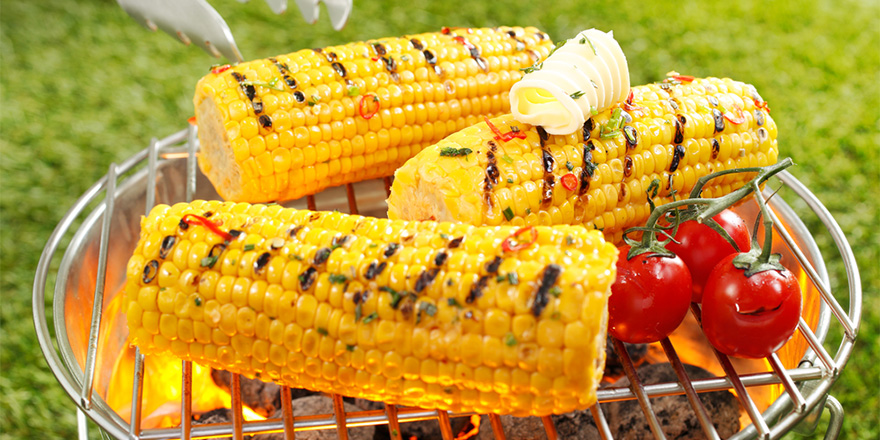 grilled sides corn on the cob