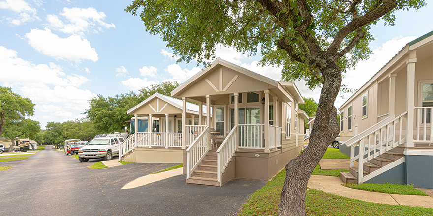 Blazing Star RV Resort Vacation Rentals